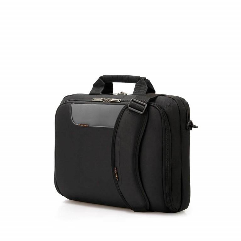 """Everki Laptoptasche Advance 14,1"""" Schwarz, Farbe: schwarz, Manufacturer: Everki, EAN: 0874933002277, Dimensions (cm): 36.0x28.0x5.0, Image 2 of 5"""