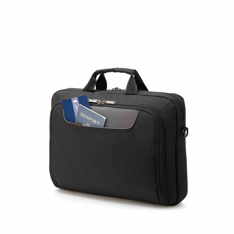 """Everki Laptoptasche Advance 14,1"""" Schwarz, Farbe: schwarz, Manufacturer: Everki, EAN: 0874933002277, Dimensions (cm): 36.0x28.0x5.0, Image 3 of 5"""