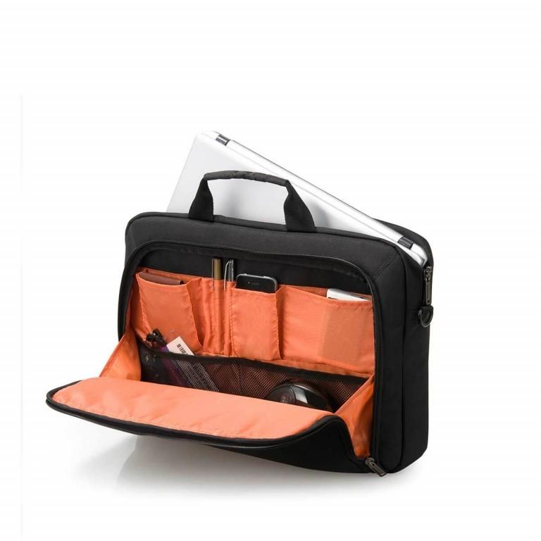 """Everki Laptoptasche Advance 14,1"""" Schwarz, Farbe: schwarz, Manufacturer: Everki, EAN: 0874933002277, Dimensions (cm): 36.0x28.0x5.0, Image 4 of 5"""