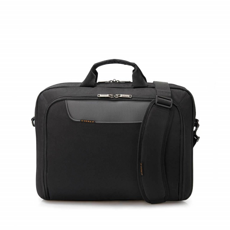 "Everki Laptoptasche Advance 16"" Schwarz, Farbe: schwarz, Manufacturer: Everki, EAN: 0874933001164, Dimensions (cm): 41.0x32.5x11.0, Image 1 of 5"