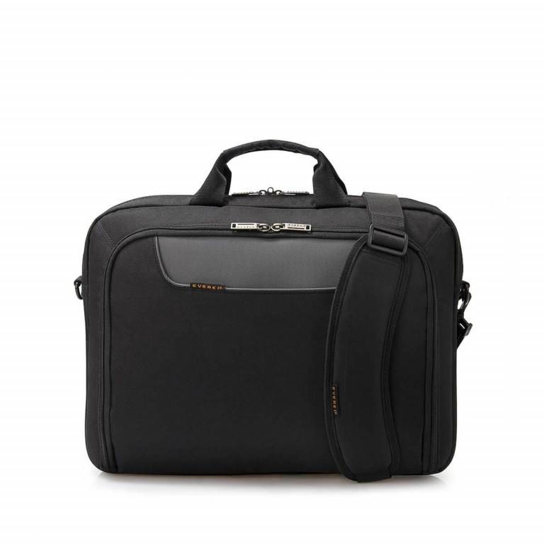 """Everki Laptoptasche Advance 16"""" Schwarz, Farbe: schwarz, Marke: Everki, EAN: 0874933001164, Abmessungen in cm: 41.0x32.5x11.0, Bild 1 von 5"""