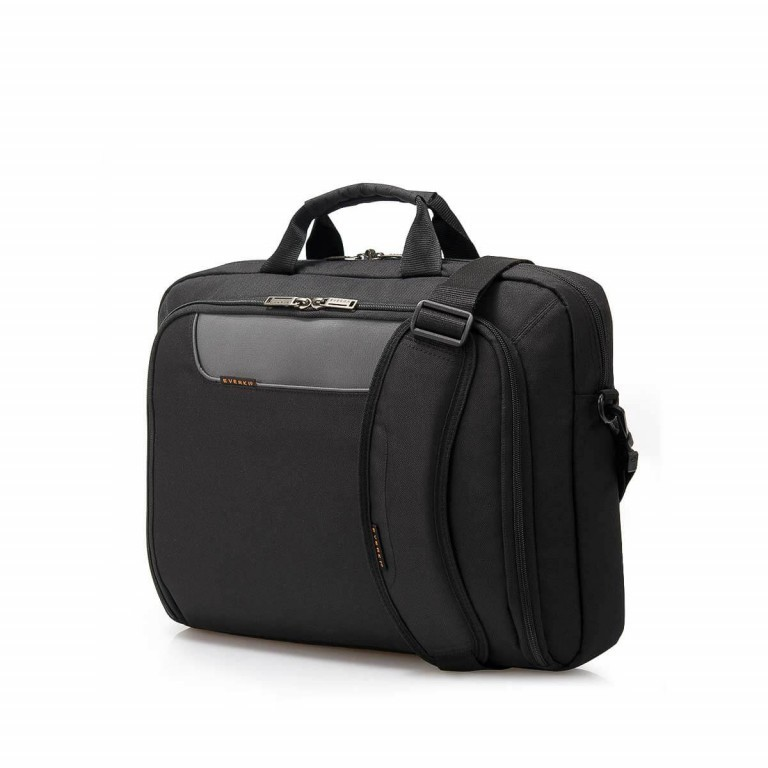"Everki Laptoptasche Advance 16"" Schwarz, Farbe: schwarz, Manufacturer: Everki, EAN: 0874933001164, Dimensions (cm): 41.0x32.5x11.0, Image 2 of 5"