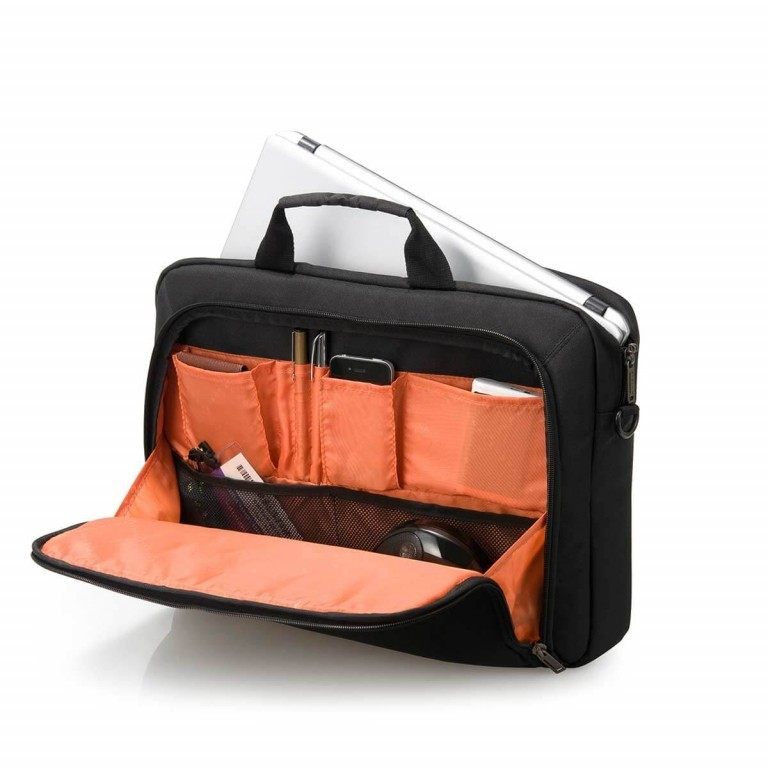 "Everki Laptoptasche Advance 16"" Schwarz, Farbe: schwarz, Manufacturer: Everki, EAN: 0874933001164, Dimensions (cm): 41.0x32.5x11.0, Image 5 of 5"