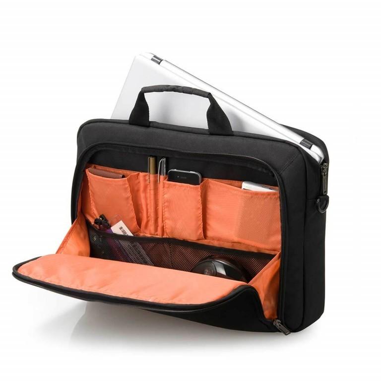 """Everki Laptoptasche Advance 17,3"""" Schwarz, Farbe: schwarz, Marke: Everki, EAN: 0874933001980, Abmessungen in cm: 44.0x33.0x11.0, Bild 5 von 5"""