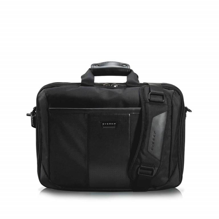 Everki Laptoptasche Versa Schwarz, Farbe: schwarz, Marke: Everki, EAN: 0874933002147, Abmessungen in cm: 46.0x34.0x15.0, Bild 1 von 7