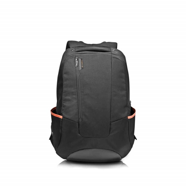 Everki Laptop-Rucksack Swift Schwarz, Farbe: schwarz, Marke: Everki, EAN: 0874933001928, Abmessungen in cm: 31.0x47.0x14.0, Bild 1 von 5