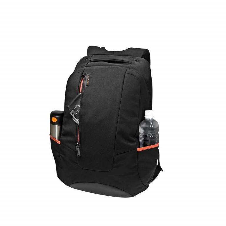 Everki Laptop-Rucksack Swift Schwarz, Farbe: schwarz, Marke: Everki, EAN: 0874933001928, Abmessungen in cm: 31.0x47.0x14.0, Bild 5 von 5