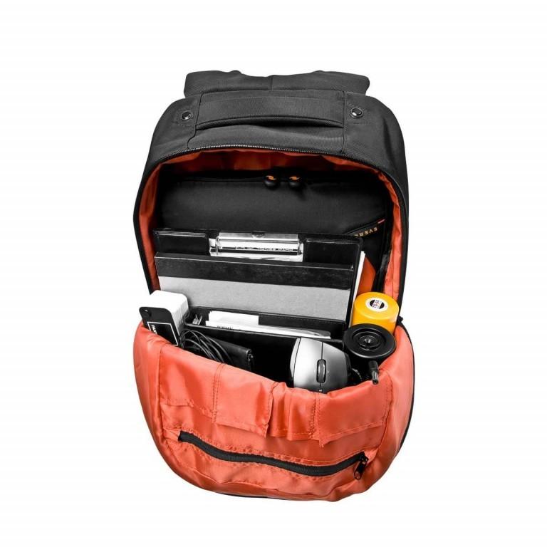Everki Laptop-Rucksack Swift Schwarz, Farbe: schwarz, Marke: Everki, EAN: 0874933001928, Abmessungen in cm: 31.0x47.0x14.0, Bild 3 von 5