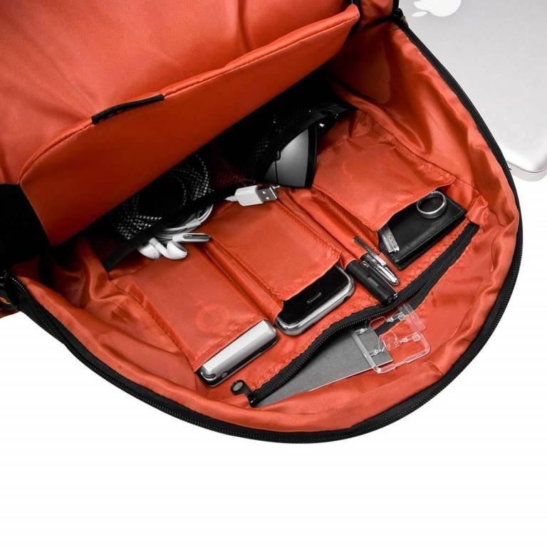Everki Laptop-Rucksack Swift Schwarz, Farbe: schwarz, Marke: Everki, EAN: 0874933001928, Abmessungen in cm: 31.0x47.0x14.0, Bild 4 von 5