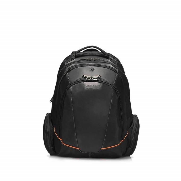 Everki Laptop-Rucksack Flight Schwarz, Farbe: schwarz, Marke: Everki, EAN: 0874933002055, Abmessungen in cm: 33.0x45.0x24.0, Bild 1 von 6