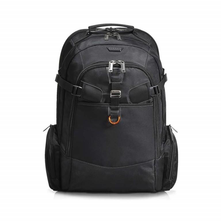 """Everki Laptoprucksack Titan 18,4"""" Schwarz, Farbe: schwarz, Marke: Everki, EAN: 0874933002062, Abmessungen in cm: 21.0x38.0x54.0, Bild 1 von 8"""