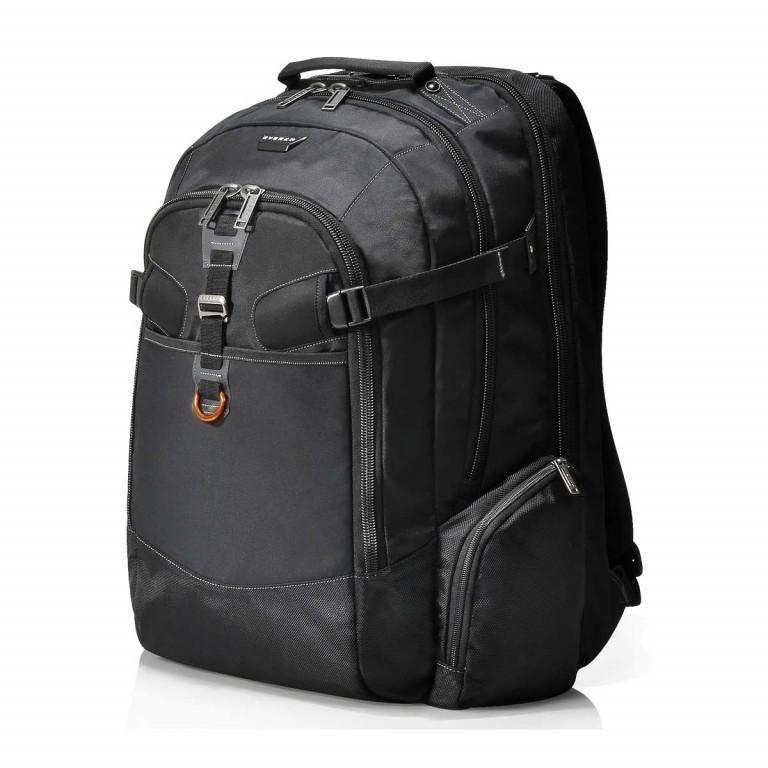 """Everki Laptoprucksack Titan 18,4"""" Schwarz, Farbe: schwarz, Marke: Everki, EAN: 0874933002062, Abmessungen in cm: 21.0x38.0x54.0, Bild 2 von 8"""