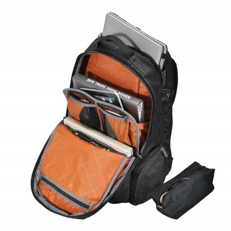 """Everki Laptoprucksack Titan 18,4"""" Schwarz, Farbe: schwarz, Marke: Everki, EAN: 0874933002062, Abmessungen in cm: 21.0x38.0x54.0, Bild 4 von 8"""