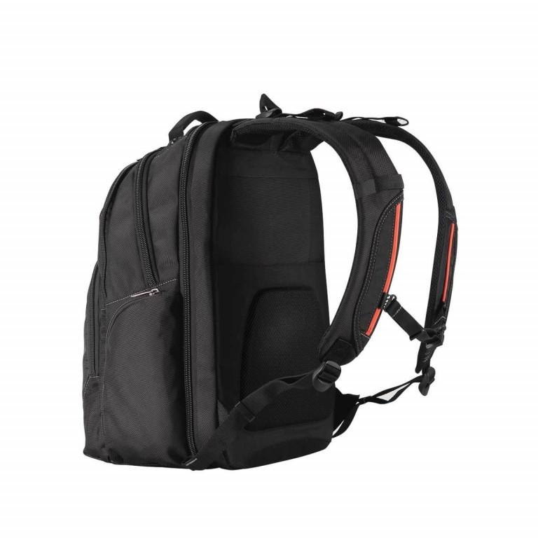 Everki Laptop-Rucksack Atlas Schwarz, Farbe: schwarz, Marke: Everki, EAN: 0874933002246, Abmessungen in cm: 34.0x47.8x23.0, Bild 2 von 5