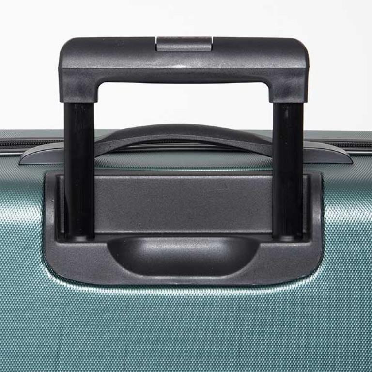 Travelite Extra 4-Rad Trolley 63cm Aqua, Farbe: blau/petrol, Marke: Travelite, Abmessungen in cm: 43.0x63.0x24.0, Bild 7 von 7