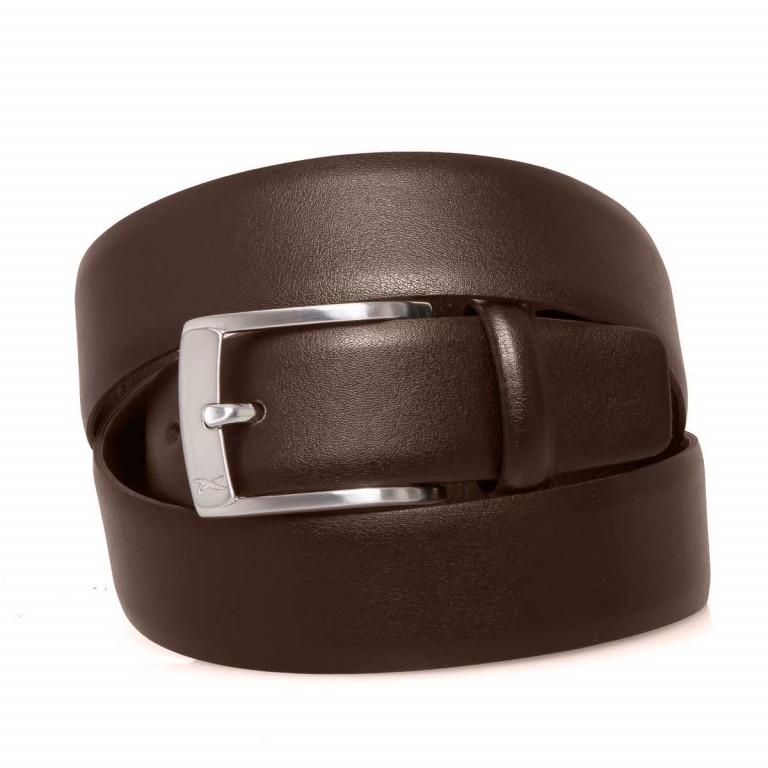 BRAX Gürtel 50-0160 110cm Braun, Farbe: braun, Marke: Brax, EAN: 4037119339765, Bild 1 von 1