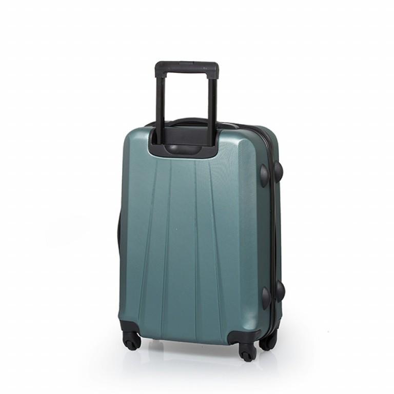 Travelite Extra 4-Rad Trolley 63cm Aqua, Farbe: blau/petrol, Marke: Travelite, Abmessungen in cm: 43.0x63.0x24.0, Bild 3 von 7