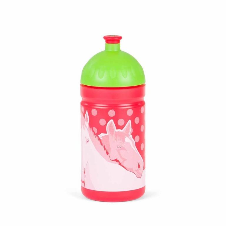Ergobag Trinkflasche GaloppBär, Farbe: grün/oliv, Marke: Ergobag, EAN: 4260389767505, Abmessungen in cm: 7.5x19.0, Bild 2 von 2