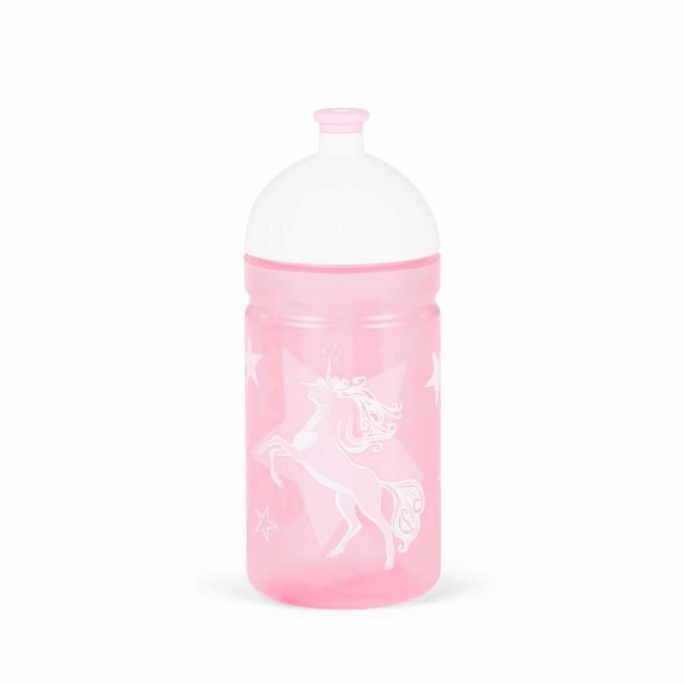 Ergobag Trinkflasche CinBärella, Farbe: flieder/lila, Marke: Ergobag, EAN: 4260389767482, Abmessungen in cm: 7.5x19.0, Bild 2 von 2