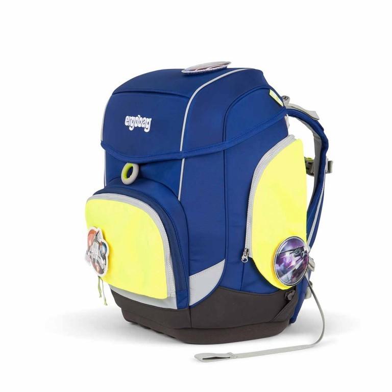 Ergobag Cubo Set 5-teilig SchlauBär, Farbe: blau/petrol, Marke: Ergobag, EAN: 4260389767031, Abmessungen in cm: 25.0x40.0x20.0, Bild 6 von 10