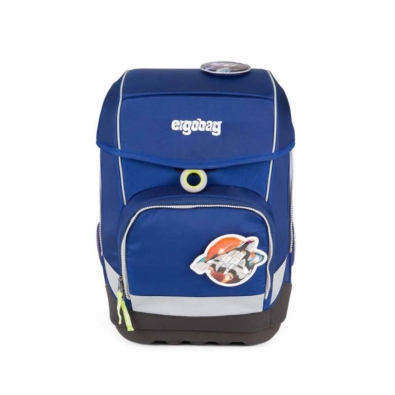 Ergobag Cubo Set 5-teilig SchlauBär, Farbe: blau/petrol, Marke: Ergobag, EAN: 4260389767031, Abmessungen in cm: 25.0x40.0x20.0, Bild 2 von 10