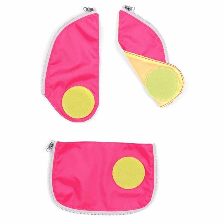 Ergobag Cubo Sicherheitsset Pink, Farbe: rosa/pink, Marke: Ergobag, EAN: 4260389767239, Bild 1 von 1