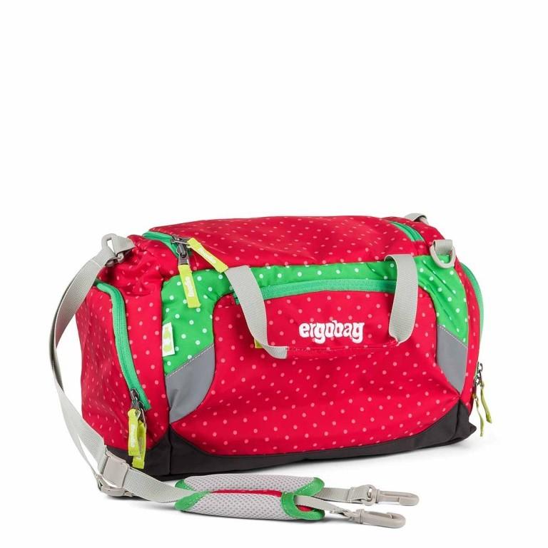 Ergobag Sporttasche GaloppBär, Farbe: grün/oliv, Marke: Ergobag, EAN: 4260389767383, Abmessungen in cm: 40.0x20.0x25.0, Bild 1 von 2