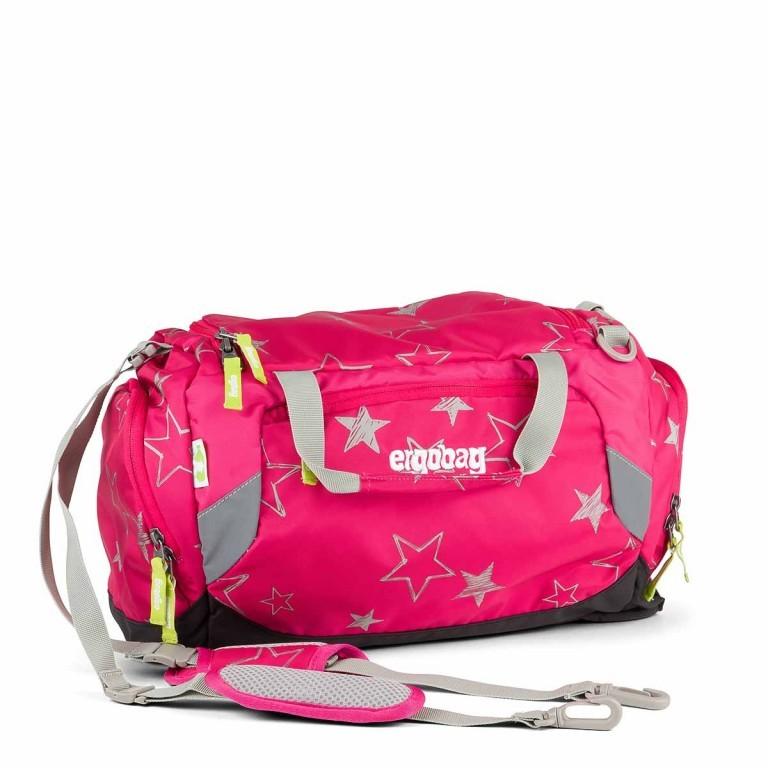 Ergobag Sporttasche CinBärella, Farbe: flieder/lila, Marke: Ergobag, EAN: 4260389767369, Abmessungen in cm: 40.0x20.0x25.0, Bild 1 von 2