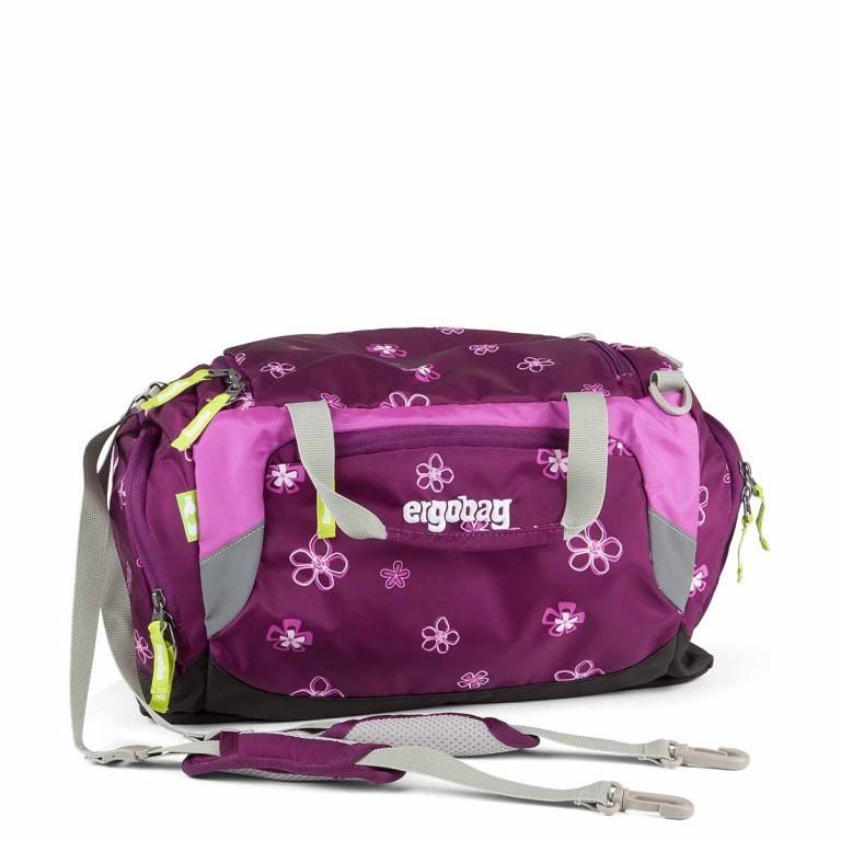 Ergobag Sporttasche Bärlissima, Farbe: flieder/lila, Marke: Ergobag, EAN: 4260389767475, Abmessungen in cm: 40.0x20.0x25.0, Bild 1 von 2
