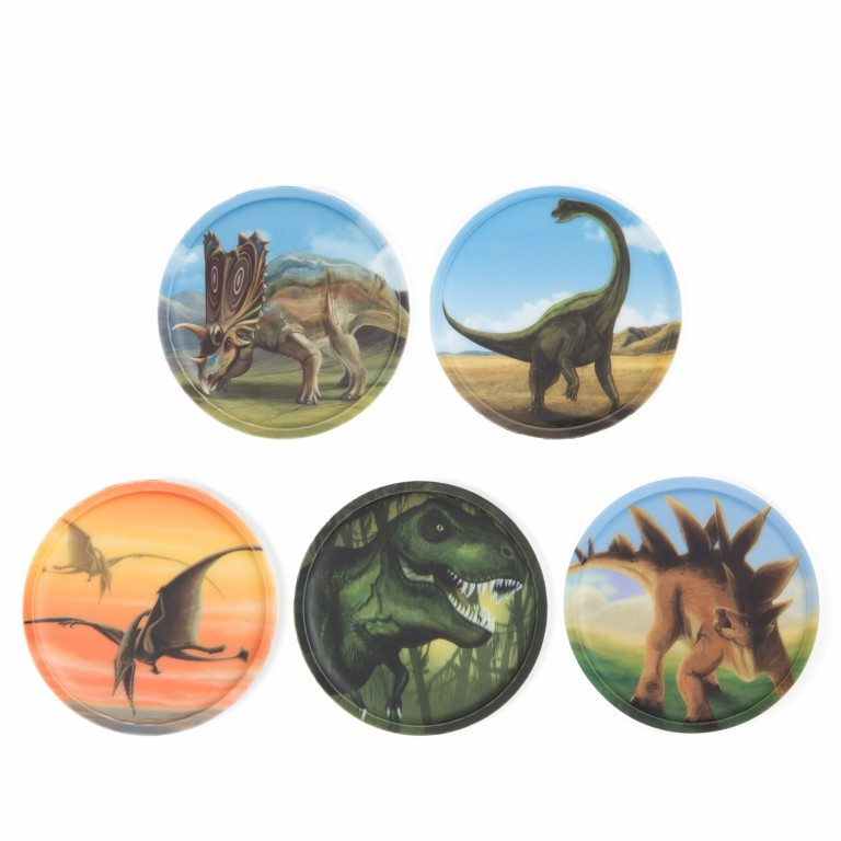 Ergobag Kletties Dinosaurier, Manufacturer: Ergobag, EAN: 4260217196071, Image 1 of 1