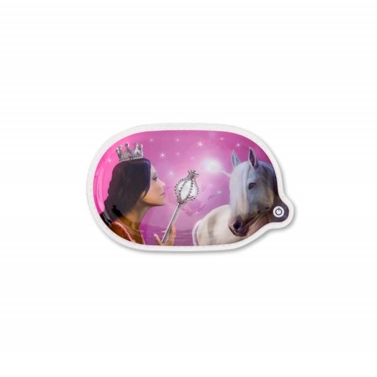 Ergobag LED-Klettie Prinzessin, Farbe: rosa/pink, Marke: Ergobag, EAN: 4260389768052, Bild 1 von 1