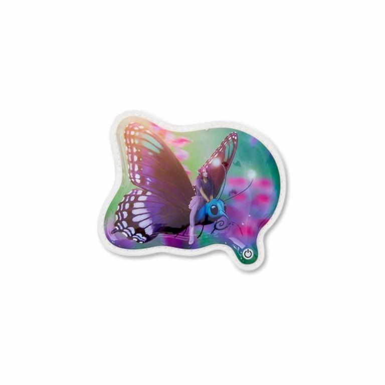 Ergobag LED-Klettie Feenwelt, Farbe: grün/oliv, Marke: Ergobag, EAN: 4260389768069, Bild 1 von 1