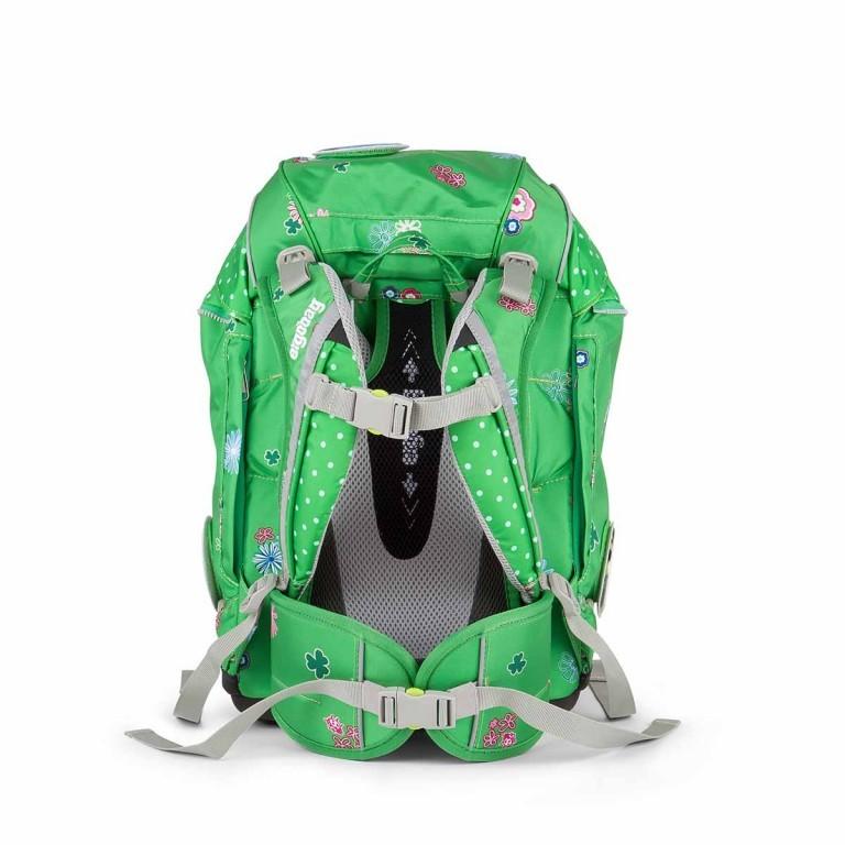 Ergobag Set 6-teilig PicknickBär, Farbe: grün/oliv, Marke: Ergobag, EAN: 4260389766621, Abmessungen in cm: 25.0x35.0x22.0, Bild 5 von 5