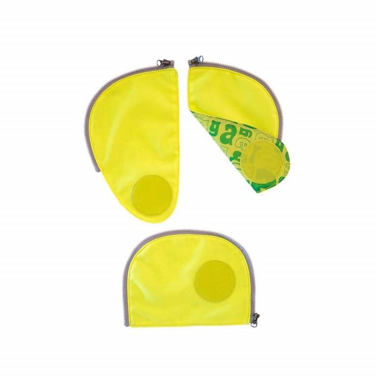 Ergobag Sicherheitsset Gelb, Farbe: gelb, Marke: Ergobag, EAN: 4260217198167, Abmessungen in cm: 24.0x31.0x5.0, Bild 1 von 2