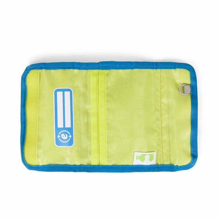 Ergobag Brustbeutel LiBäro, Farbe: grün/oliv, Marke: Ergobag, EAN: 4260217199867, Abmessungen in cm: 10.5x7.0x1.0, Bild 3 von 3