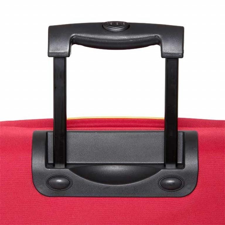 Travelite Flair 2-Rad Trolley 51cm Rot, Farbe: rot/weinrot, Marke: Travelite, Abmessungen in cm: 36.0x51.0x24.0, Bild 6 von 6