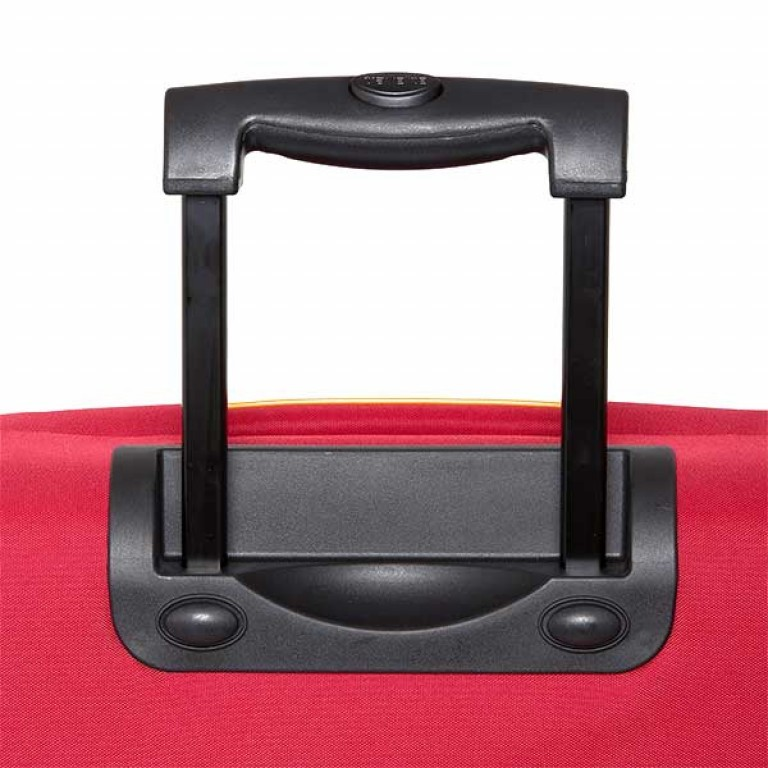 Travelite Flair 4-Rad Trolley 65cm Rot, Farbe: rot/weinrot, Marke: Travelite, Abmessungen in cm: 40.0x65.0x28.0, Bild 6 von 6