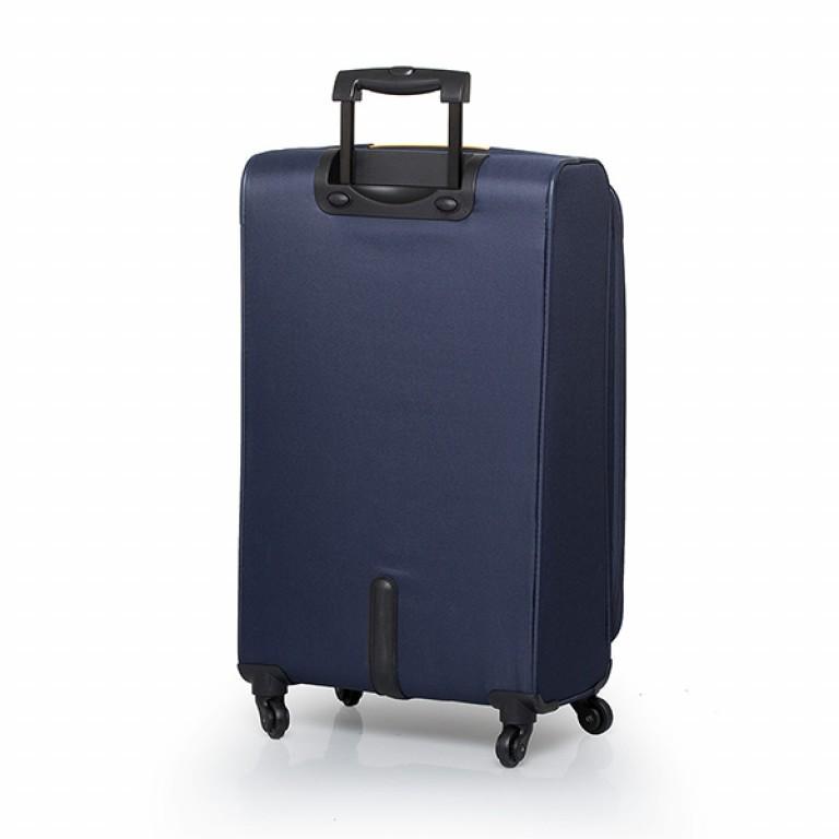 Travelite Flair 4-Rad Trolley 77cm Marine, Farbe: blau/petrol, Marke: Travelite, Abmessungen in cm: 42.0x77.0x34.0, Bild 2 von 6