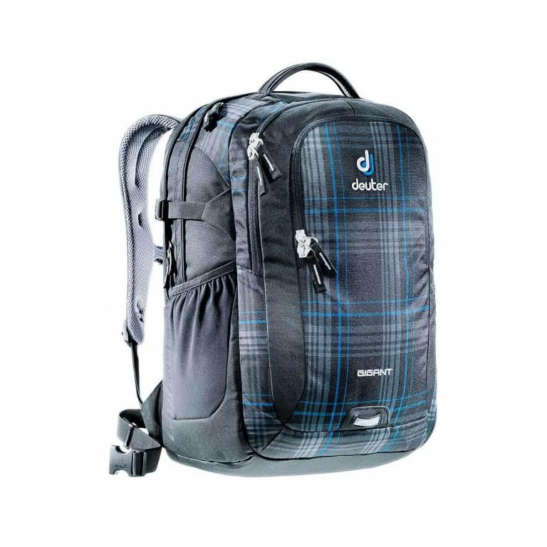 Deuter Gigant Laptoprucksack Blueline Check, Farbe: blau/petrol, Manufacturer: Deuter, Dimensions (cm): 35.0x47.0x27.0, Image 1 of 2