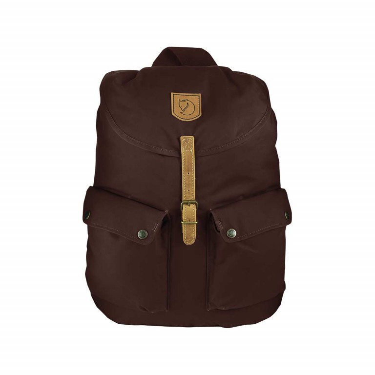 Fjällräven Greenland Backpack Hickory Brown, Farbe: braun, Manufacturer: Fjällräven, EAN: 7323450270797, Dimensions (cm): 32.0x45.0x15.0, Image 1 of 1