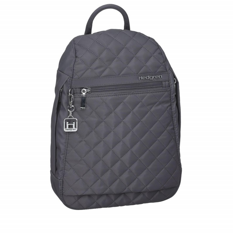 Hedgren Diamond Touch Pat Backpack Periscope, Farbe: grau, Marke: Hedgren, Abmessungen in cm: 24.5x35.0x9.0, Bild 1 von 3