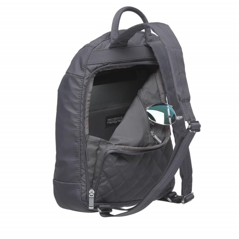 Hedgren Diamond Touch Pat Backpack Periscope, Farbe: anthrazit, grau, Marke: Hedgren, Abmessungen in cm: 24.5x35.0x9.0, Bild 2 von 3