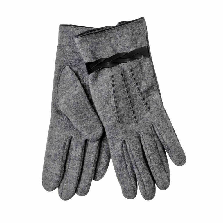UNMADE Twisted Detail Glove Wollhandschuh 7,5 Grau, Farbe: grau, Marke: Unmade, Bild 1 von 1