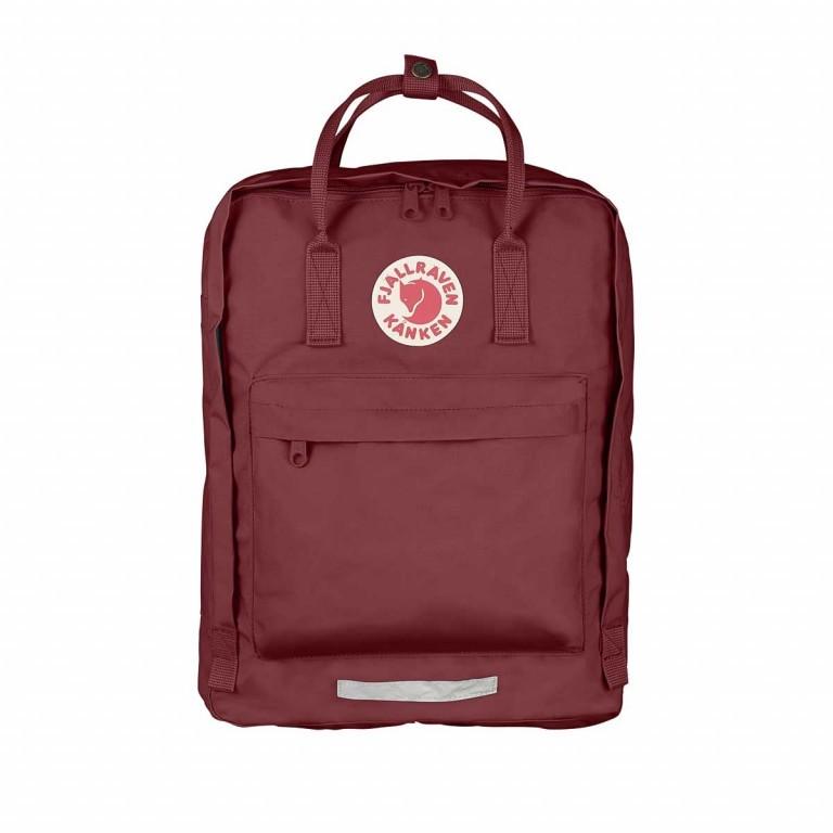 Fjällräven Kånken Big Rucksack Ox-Red, Farbe: rot/weinrot, Marke: Fjällräven, EAN: 7392158987849, Abmessungen in cm: 32.0x40.0x12.0, Bild 1 von 3