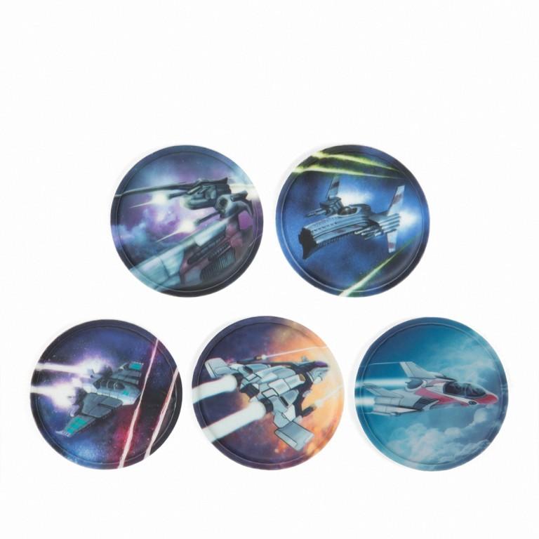 Ergobag Kletties Space, Farbe: flieder/lila, Marke: Satch, EAN: 4260389765532, Bild 1 von 1