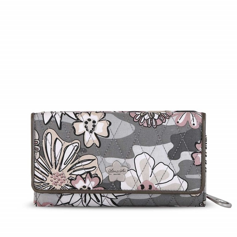 Lana Lei Medium Clutch Wallet Base Grey, Marke: Lana Lei, Abmessungen in cm: 19.0x11.0x3.5, Bild 1 von 1