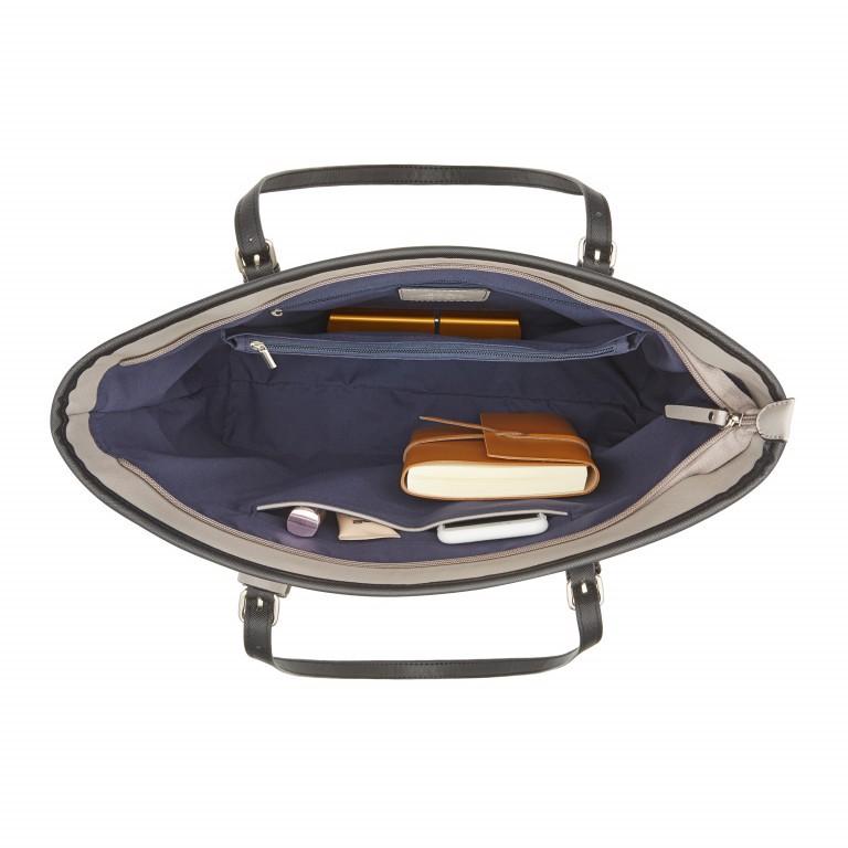 LICHTBLAU Shopper Braun, Farbe: braun, Marke: Lichtblau, Abmessungen in cm: 46.0x31.0x8.0, Bild 4 von 5