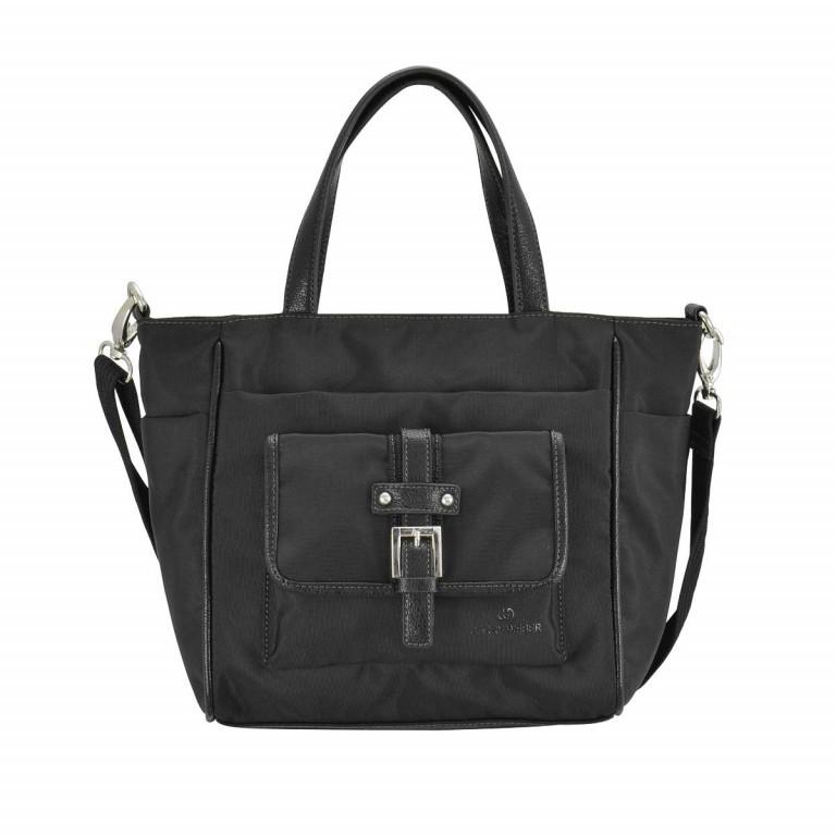 Gerry Weber Lemon Mix Handbag Nylon Schwarz, Farbe: schwarz, Marke: Gerry Weber, EAN: 4053533130535, Bild 1 von 1