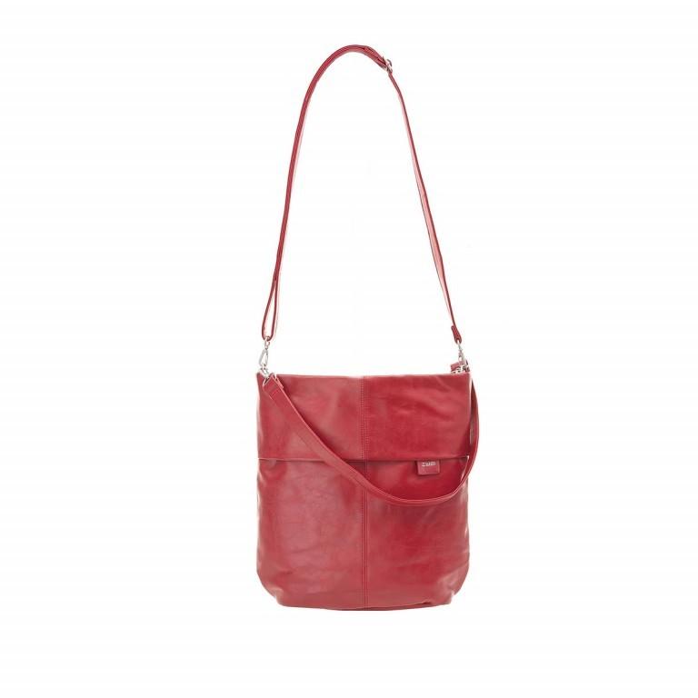 ZWEI MADEMOISELLE M12 Vegan RED, Farbe: rot/weinrot, Marke: Zwei, EAN: 4250257903784, Abmessungen in cm: 31.0x34.0x11.0, Bild 1 von 1