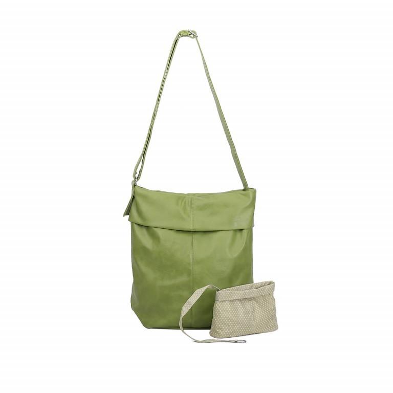 ZWEI MADEMOISELLE M14 Vegan GREEN, Farbe: grün/oliv, Marke: Zwei, EAN: 4250257902190, Abmessungen in cm: 38.0x39.0x11.0, Bild 1 von 1